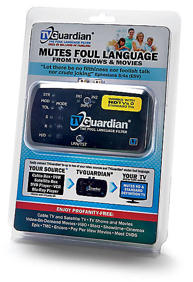 TVGuardian - The Foul Language Filter - TVGuardian