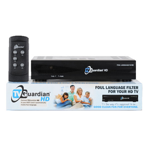 TVGuardian 501HD