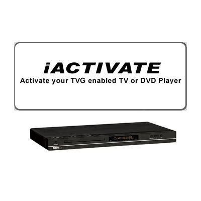 TVGuardian DVD Activation